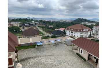 9 bedroom fully detached duplex asokoro