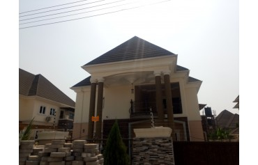 Furnished 5 Bedroom Fully detached Duplex river park