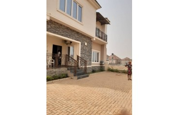 4 Bedroom Semidetached duplex with a BQ attached with amenities